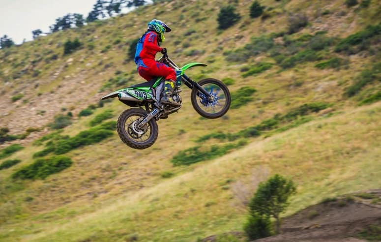 Collin Ross (Additive Technician) – Freestyle dirtbiking